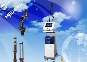 China RF Excited Co2 Fractional Laser Machine Vaginal Tightening Beauty Equipment on sale