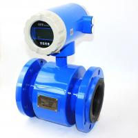 China China Manufacturer Supply digital electromagnetic flow meter for water line with low cost on sale