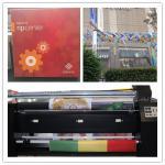 CE da máquina de impressão da bandeira da bandeira da impressora da tela da sublimação de 2.2M
