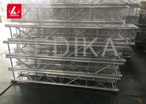 China Portable 287mm Aluminum Spigot Truss / Outdoor Concert Stage Truss on sale