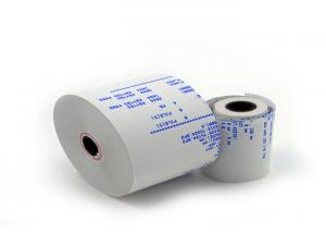 China wholesale Cash Register rolls Thermal Paper roll For Thermal Paper Printer on sale