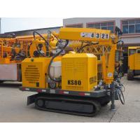 4.6/2.15T Concrete Spray Equipment KS80 KP25 4 Telescopic Boom For Small Section Tunnel