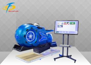 China Cool Style Coin Operated VR Motorbike Simulator With Deepoon E3 Glasses on sale