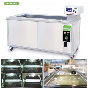 China Stainless Steel Industrial Ultrasonic Washing Machine 1450mm Anilox Ceramic Rollers on sale