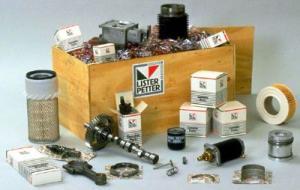 China Lister Petter LPWS2 LPWS3 LPWS4 Engine Parts on sale