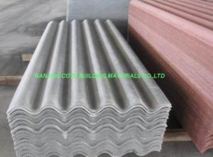 China Non Asbestos Fiber Cement Tiles on sale