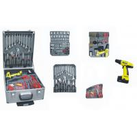 Rechargeable Cordless Power Tool Set 164pcs with 12V 14.4V 18V Battery Cordless Drills
