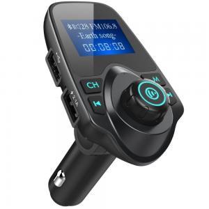 China Folder Change Bluetooth FM Transmitter AUX USB Modulator With Wireless MP3 Player Radio on sale