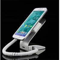 China COMER cellular telephone docking station Retail desktop display magnetic stands alarm systems on sale
