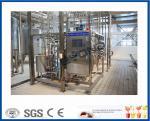 O ISO 10000LPD agitou o iogurte industrial que faz a máquina com recipientes plásticos ou coloca o pacote