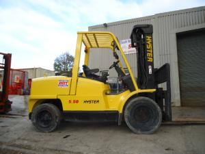 China 3.7 Ton Timber forklift on sale