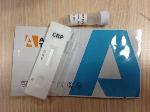 China Accurate Rapid Test Device high sensitivity CRP Semi-Quantitative on sale