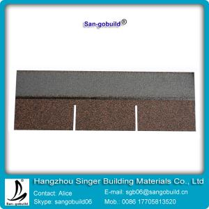 China China Made Classical Roof Asphalt Shingle Price For Roofing Products on sale
