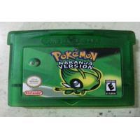 Pokemon Naranja Version GBA Game Game Boy Advance Game Free Shipping