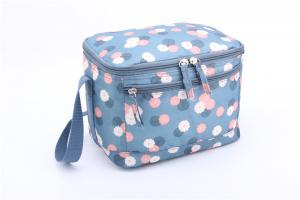 China Chinese factory Portable designer small insulated lunch bag With custom Printed Logo on sale