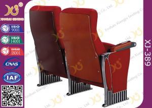 Quality Sillas plegables moldeadas PU manchadas antis del asiento de la audiencia de los for sale