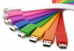 China Bracelet promotional usb flash drive on sale
