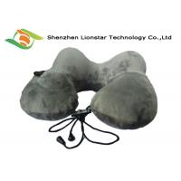 Anti Static U Shaped Neck Pillow Provides Relief For Travel / Home Neck Pain