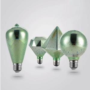 China 3d Finished Firework  Decorative Filament Bulbs St64 5w G125 E27 Globe on sale
