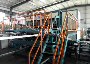 China Bandeja de papel amigável do ovo de Eco que faz a máquina a capacidade grande para industrial on sale