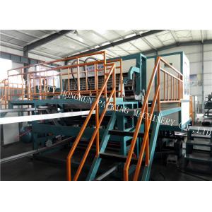 China Plateau de papier écologique d'oeufs faisant à machine la grande capacité pour industriel on sale