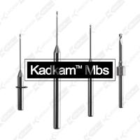 China Kadkam Mbs dental milling burs for CAD/CAM system zirconia/alloy/metal blank cutters on sale