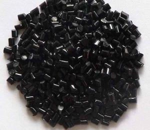 China Functional Plastic Black Masterbatch Excellent Heat Resistance Chemical Stability on sale