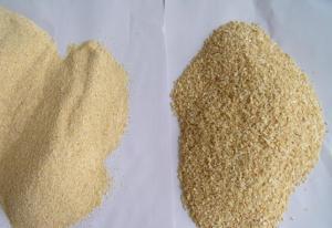 China 2014 new crop dehydrated garlic granule on sale