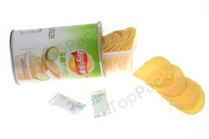 China ROSH / REACH Silica Gel Desiccant Packets FDA and Pharmaceutical grade on sale