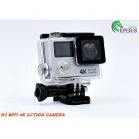 China High Definition Sj4000 Waterproof Sports Action Camera With Remote Control  on sale