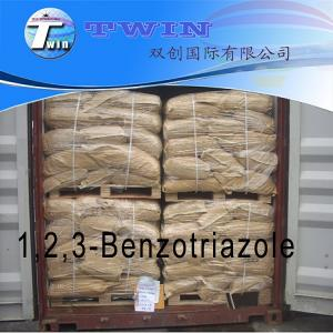 Quality 1,2,3-Benzotriazole (BTA) CAS No. 95-14-7 antioxidant additive for sale