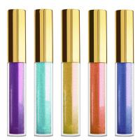 Fruit Smell Lip Makeup Products Gloss 30 Color In Stock Metallic Glitter Lipstick