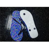 Ladies Shoes on Beach New Design PVC Flip Flops Women Slippers