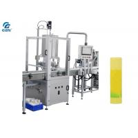 High Speed Automated Filling Machine 4 Nozzles With 50/60HZ Frequency