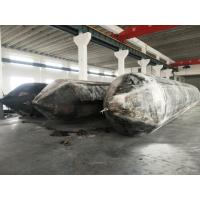 China 6 Layers Marine Rubber Airbag Boat Lift Bags For Indonesian Shipyards on sale