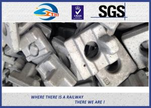China DIN5906 Standard Rail Clip / Rail Fixing Clip For American Railway Fasteners Market on sale