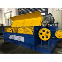 132KW Rod Breakdown Machine With Double Spooler And Coiler , Large Making Machine