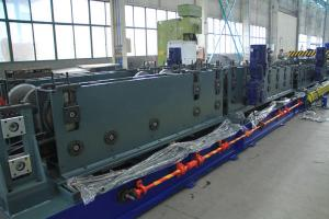 China 15 m/min Cable Tray Roll Forming Machine , 18.5kw Metal Roll Forming Machine on sale