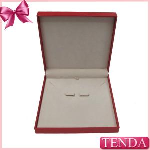 China Jewellery Earring Ring Pendant Bracelet Bangle Chain Necklace Jewelry Set Packaging Box for Jewellers Shop Store on sale