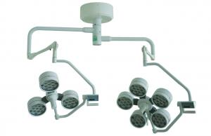 China Operating Room Medical LED Light With Double Head For Surgery Llumination 180Watt on sale