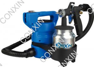 China 230V 110V Paint Sprayers Corrosion Resistant Metal Spray Gun 800ML Aluminum cup on sale