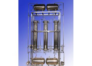 China Chemical Process Equipment Resin Chromatography Equipment Used In Extraction And Purification on sale