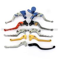Colorful Motorcycle Brake Clutch Lever