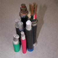 Low Voltage 240mm PVC Insulated Cable / Power Xlpe Copper Cable