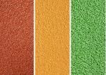 Dustproof And Self-clean Texture UV Varnish Paint For Exterior Wall Coating