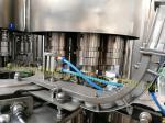 380v 50hz Liquid Water Bottle Filling Machine / Mineral Water Plant Machinery
