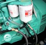 220KW 275KVA  Three Phase Diesel Generator Voltage Regular AVR