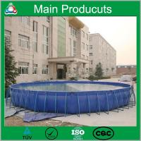 China Factory Price Agriculture Fish Tank Foldable Water Tank