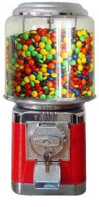 China AK201 Candy Vending Machine(gumball vending machine) on sale