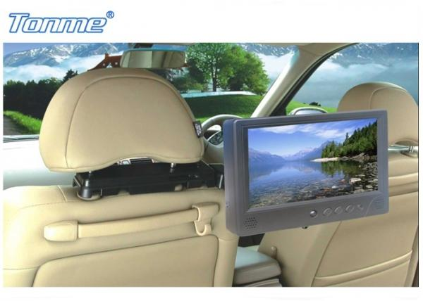 Andriod Touch HD Taxi LCD Digital Signage Screens 9 inch 3G